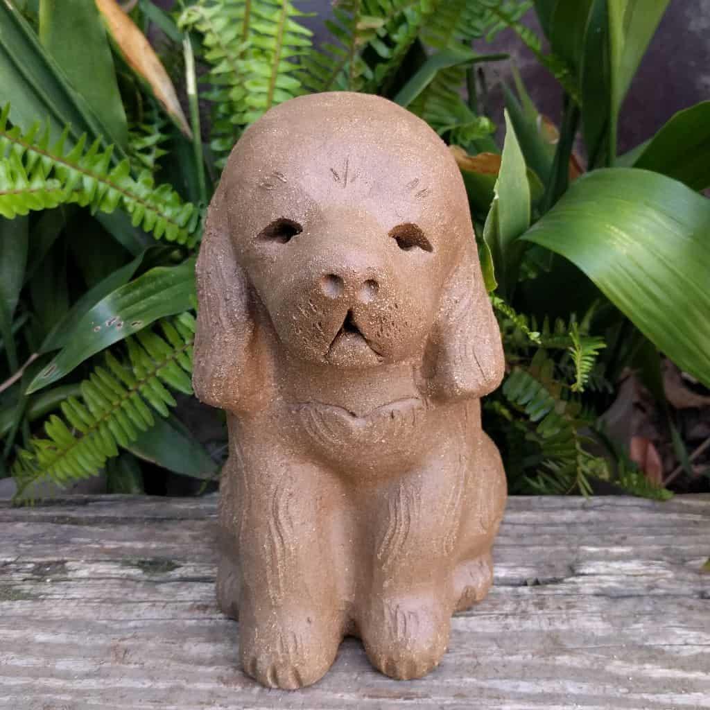 large-cocker-spaniel-clay-sculpture-garden_1024_09