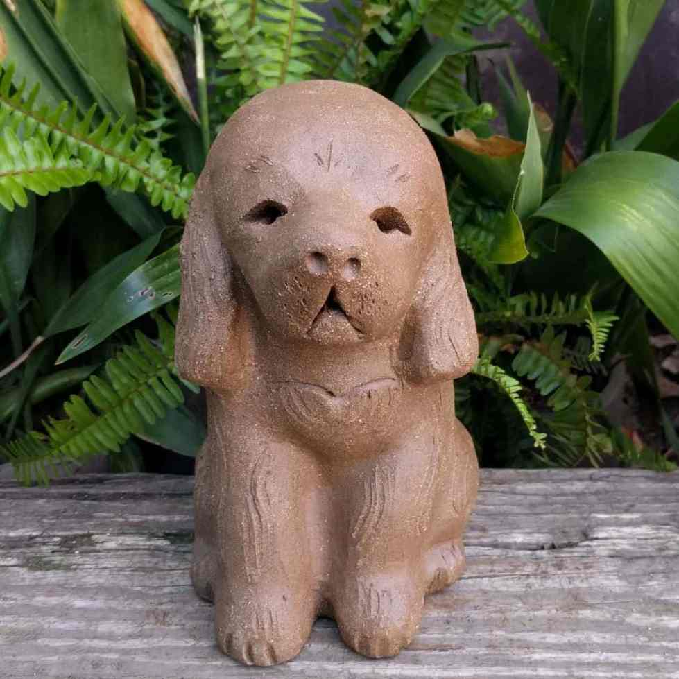 large-cocker-spaniel-clay-sculpture-garden_1024_10