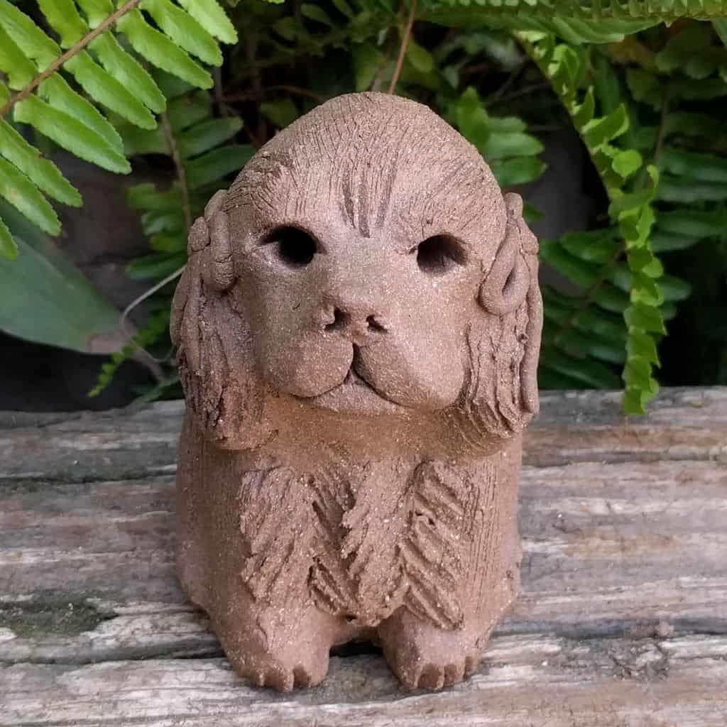 small-cocker-spaniel-clay-sculpture-garden_1024p9_xx