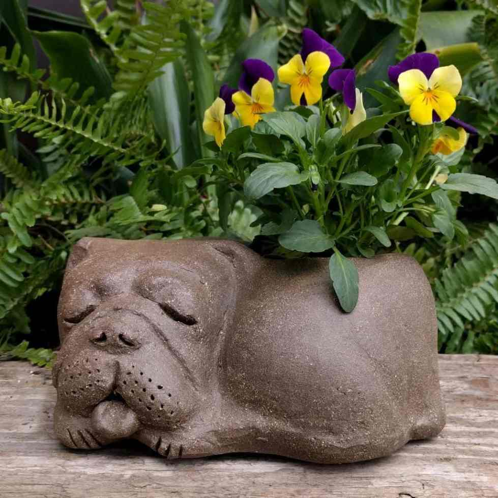 bulldog-planter-sleeping-garden-sculpture-clay-margaret-hudson-earth-arts-1024-18