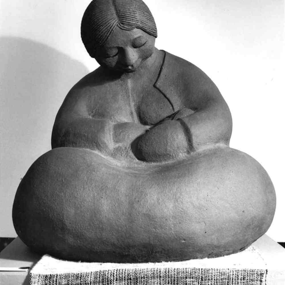guatemalan-woman-nursing-baby-sculpture-by-margaret-hudson