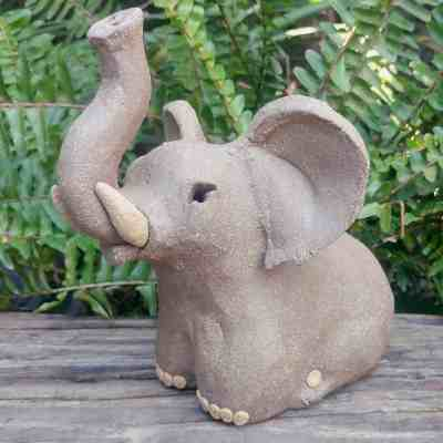 clay-small-standing-elephant-400×400-outdoor-sculpture-by-margaret-hudson-earth-arts-studio-3