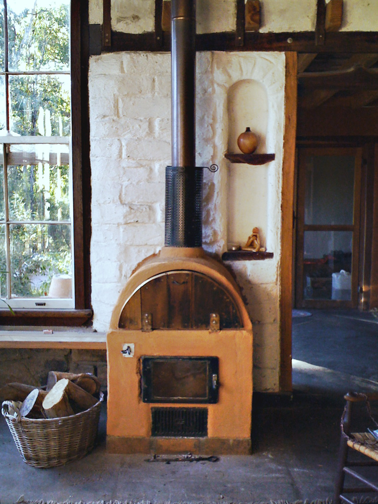 Build Homemade Outside Wood Stove Plans DIY Wooden Bakers