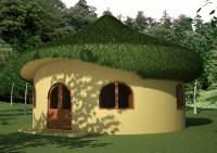 Hobbit House Plan | Natural Building Blog