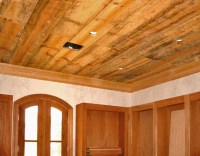 Sustainable Wood Ceilings | Natural Building Blog