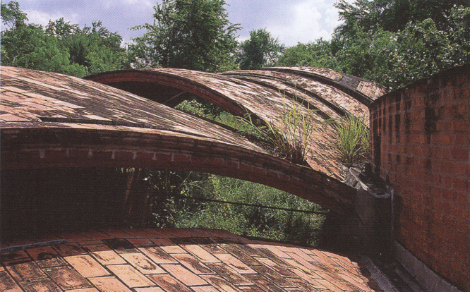 The Sustainable Urban Dwelling Unit Timbrel Vaults