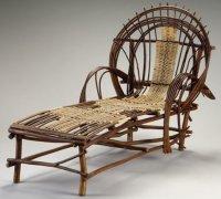 Rustic Twig Furniture | Natural Building Blog