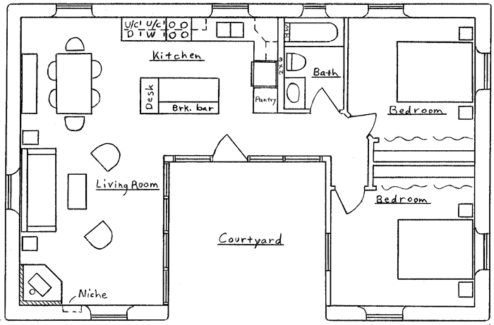 House Plans and Home Designs FREE  Blog Archive  U