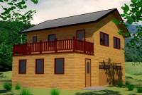 garage apartment | Straw Bale House Plans