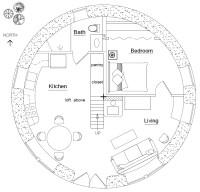Hobbit House | Earthbag House Plans