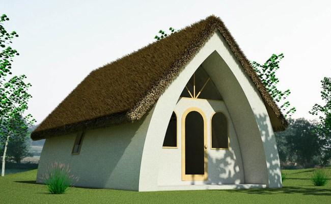 Tiny Earthbag House Plans