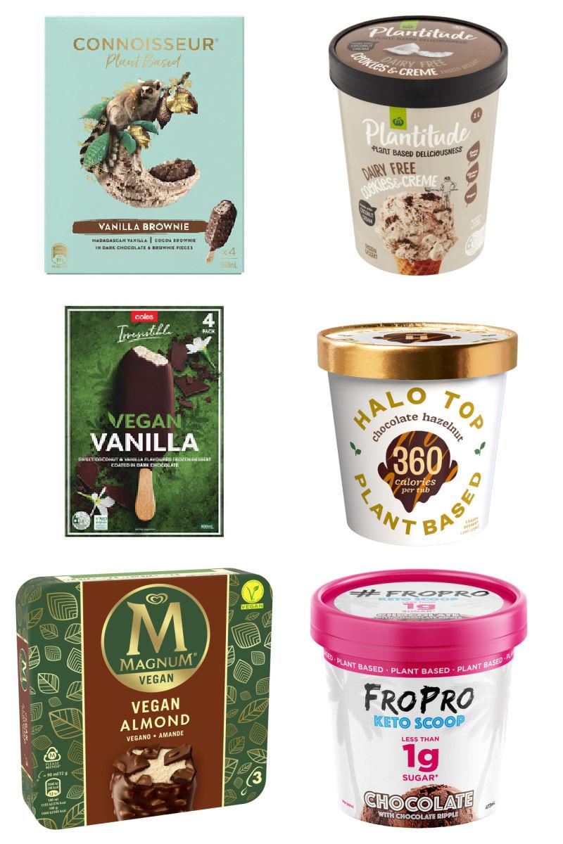 australian vegan ice cream brands