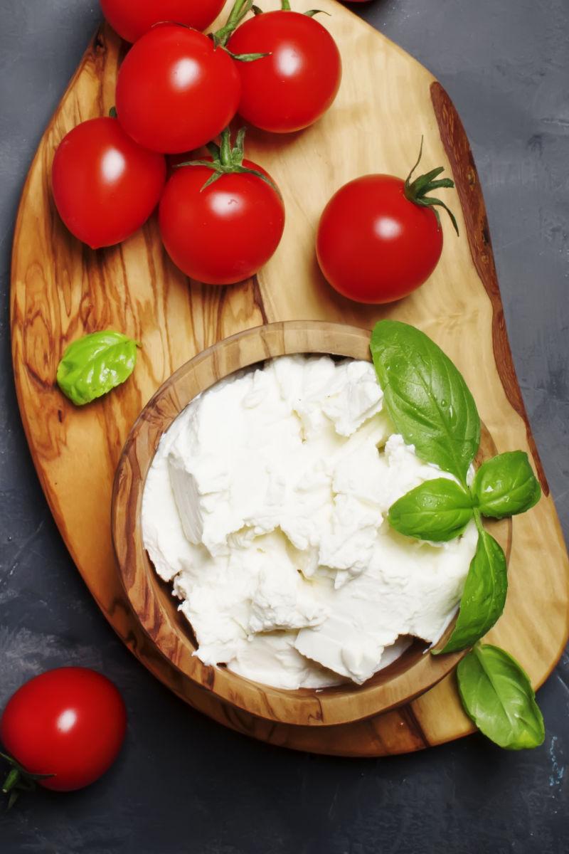 vegan ricotta cheese