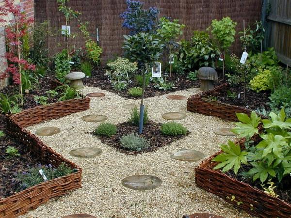 portfolio of garden landscaping