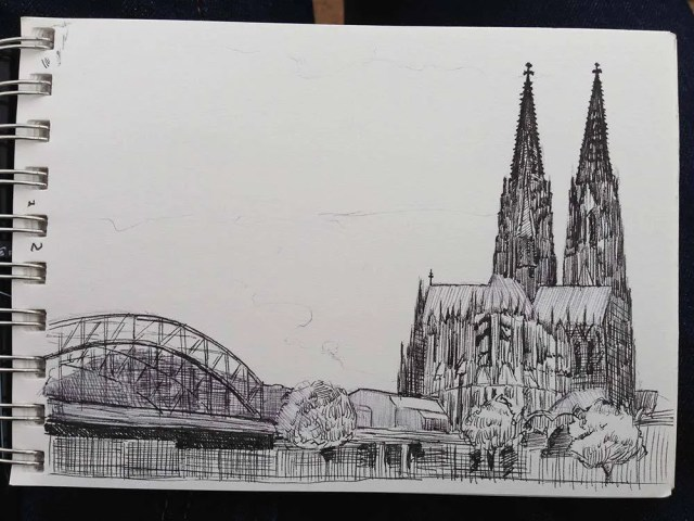 1000 days of art: cologne germany