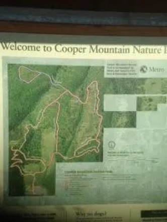 cooper mountain map
