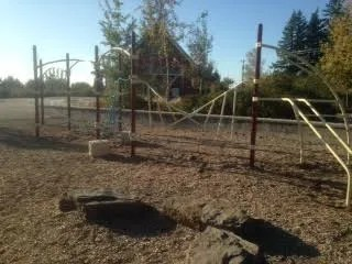 cooper mountain playground structure