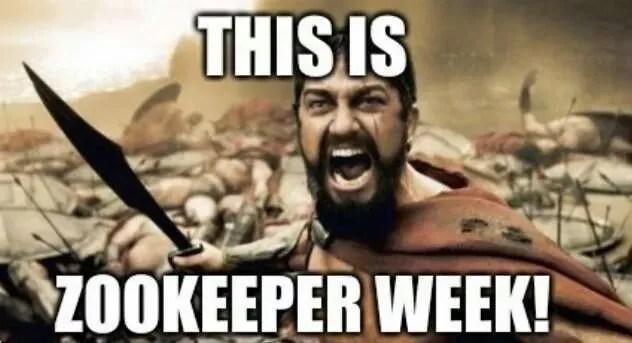 Sparta Zookeeper Week