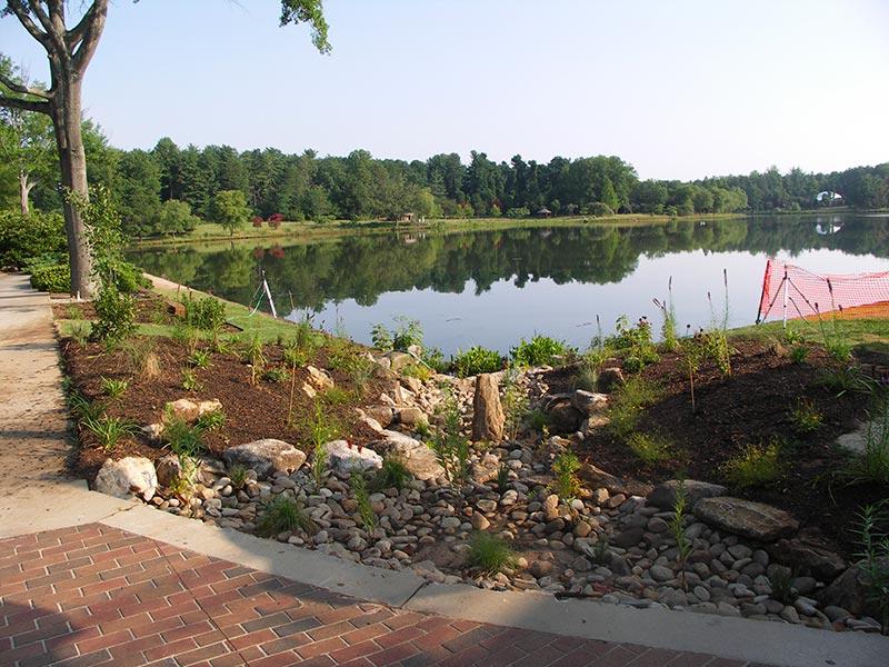 earth-design-landscape-architecture-pickens-sc-furman-university- - Furman University Earth Design Landscape Architecture