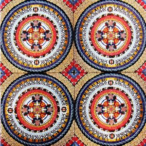 Sacred Elements Wooden Coasters
