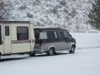 2013.23.3 - Snowing.Evanston, Wyoming