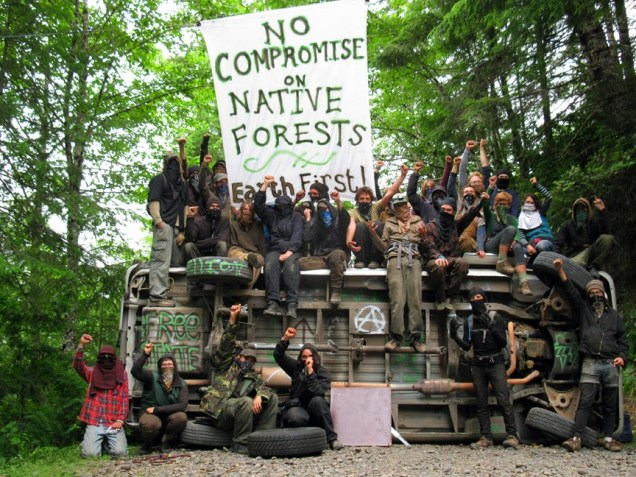 Email us at earthfirstroadshow2017@riseup.net for tour dates or scheduling info. We may be in the forest for the moment but well get back to you when we go on a town run.