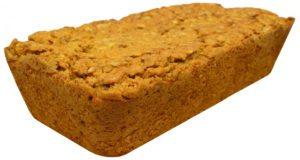 Red Lentil Loaf by Chrissy Faery