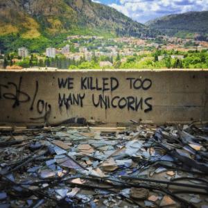 Sniper Tower, Mostar.