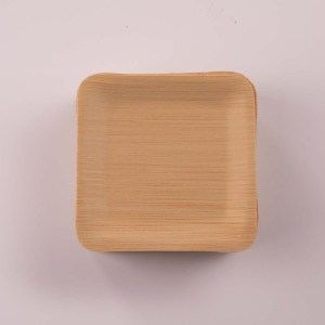 027 090 299A5842 1 - Square Bamboo Plate