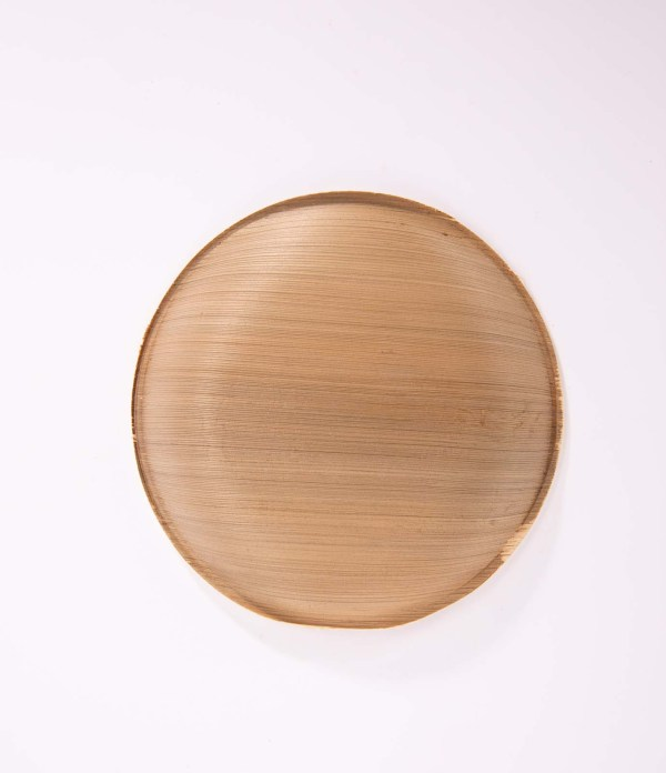 102 206 299A6020 1 - Round Palm Plate