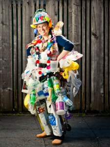 Our plastic reduction expert, Beth Terry!