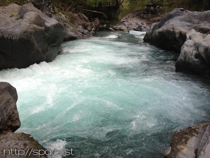 Kanmangafuchi Abyss, Kanman Path