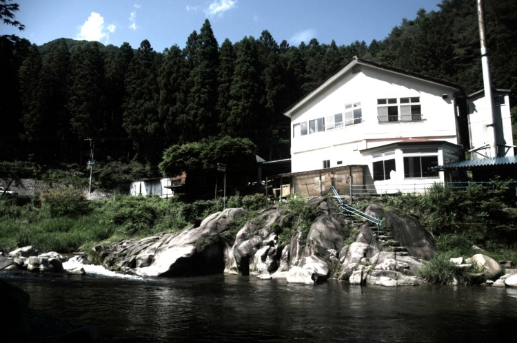 earth hostel the riverhouse Nikko Japan