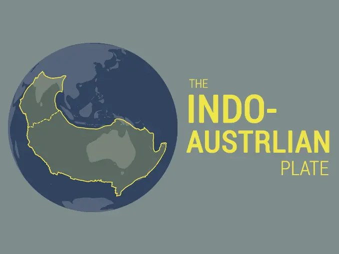Indo-Australian Plate Tectonics