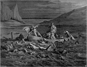 (Gustave Dore', Dante, Inferno)