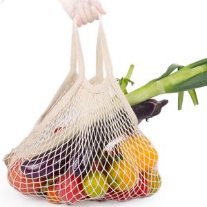 Natural Cotton String Shopping Bag