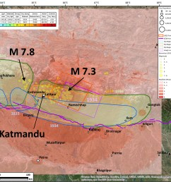 large aftershock in nepal 2nd update [ 3300 x 2550 Pixel ]