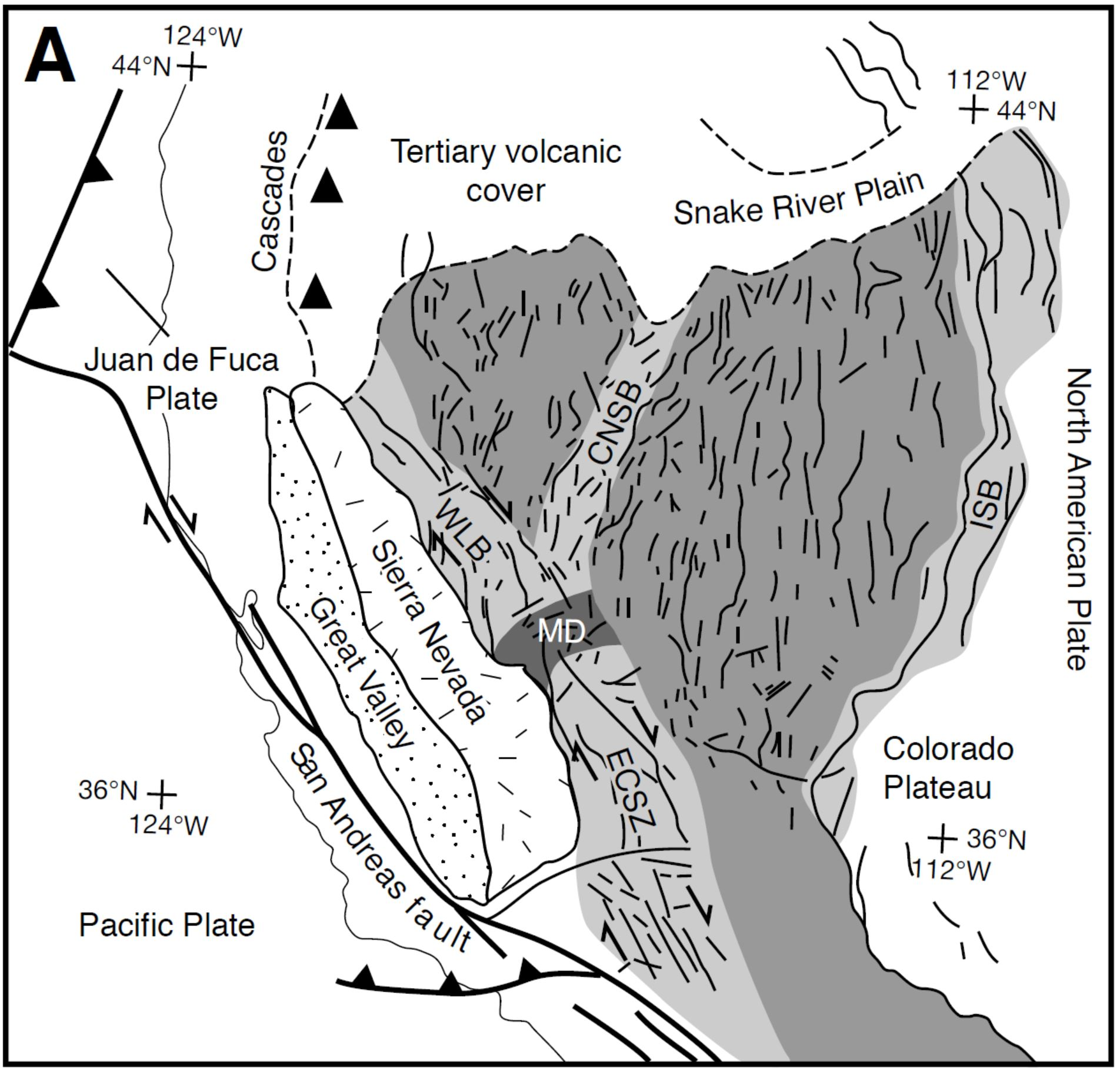 Earthquake Report Nevada