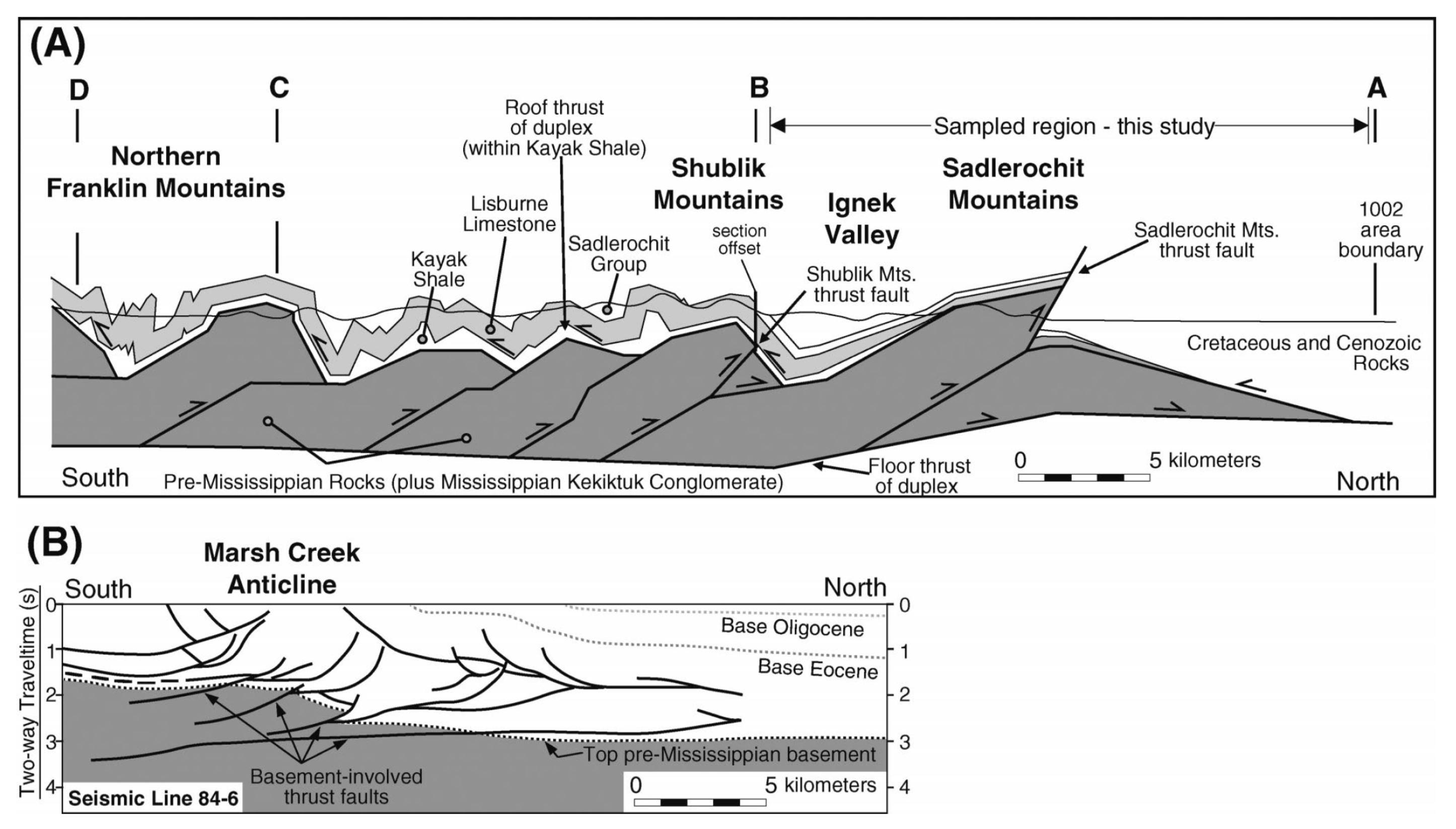 Earthquake Report Northern Alaska