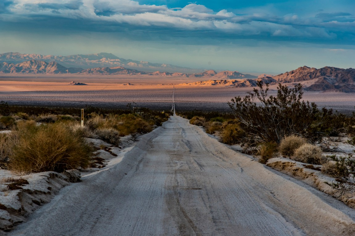 Mojave Desert  - USA Vacations in december