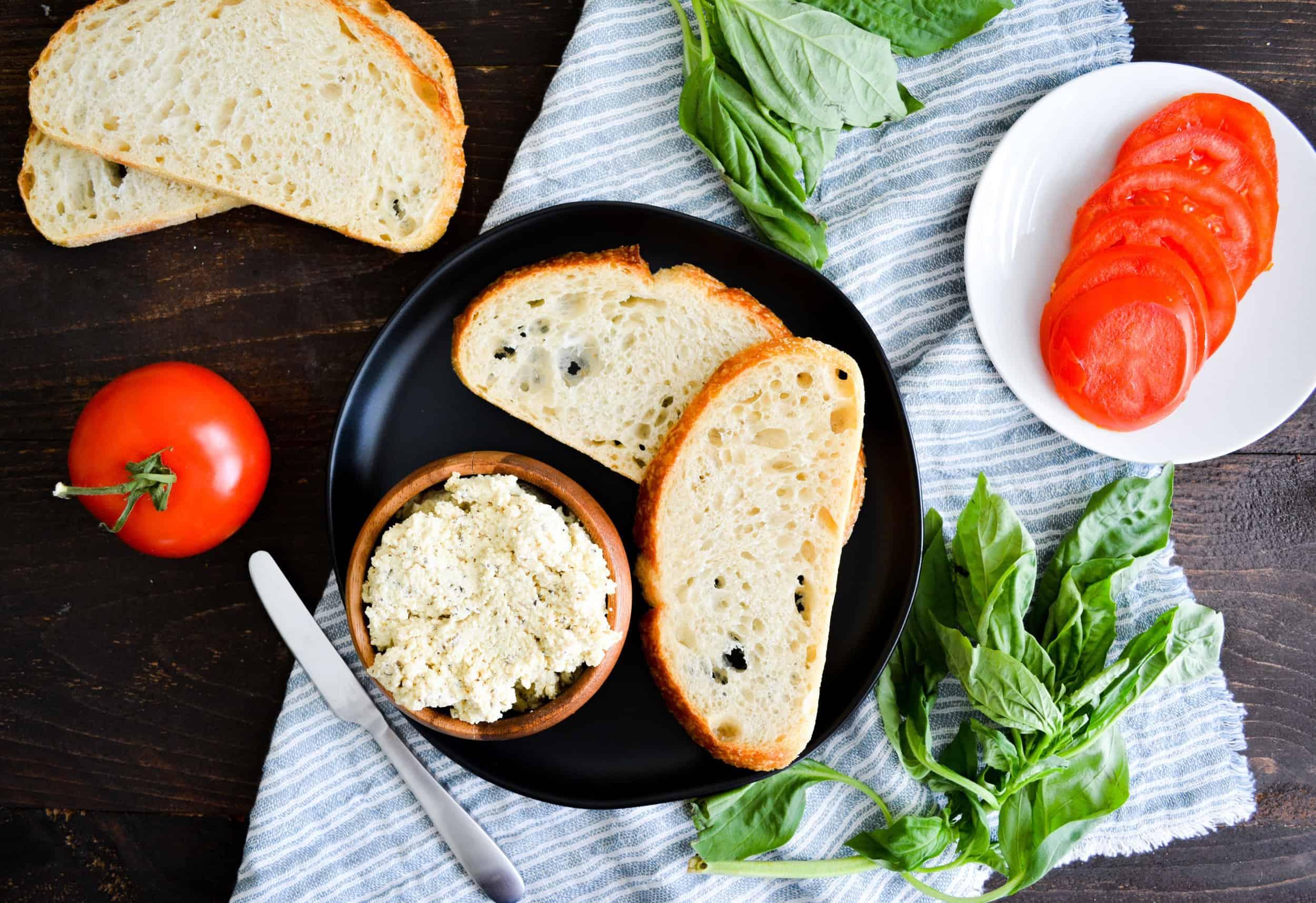 Herbed Ricotta- 20 Minute Recipe