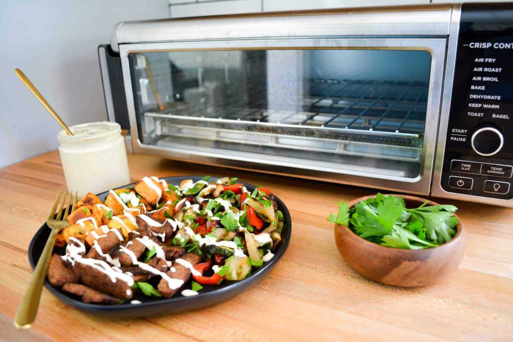 Shawarma bowl with the Food Oven
