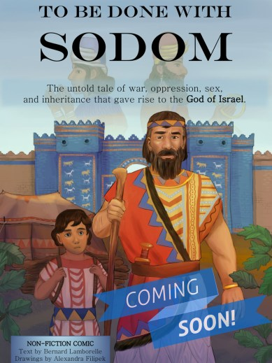 To be done with Sodom