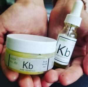 KB Pure Essentials CBD