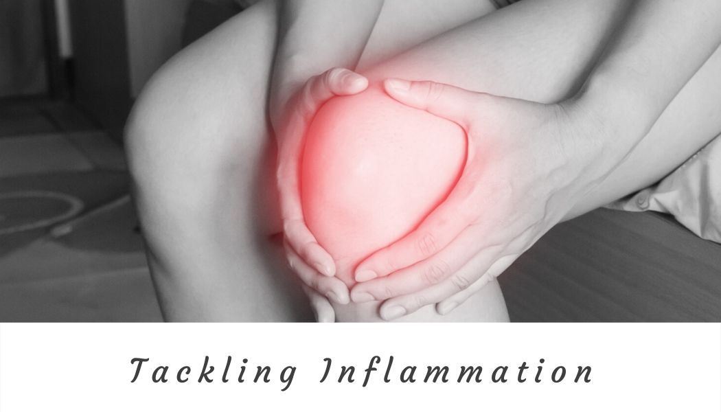 Tackling Inflammation ~ Wellness Wednesday