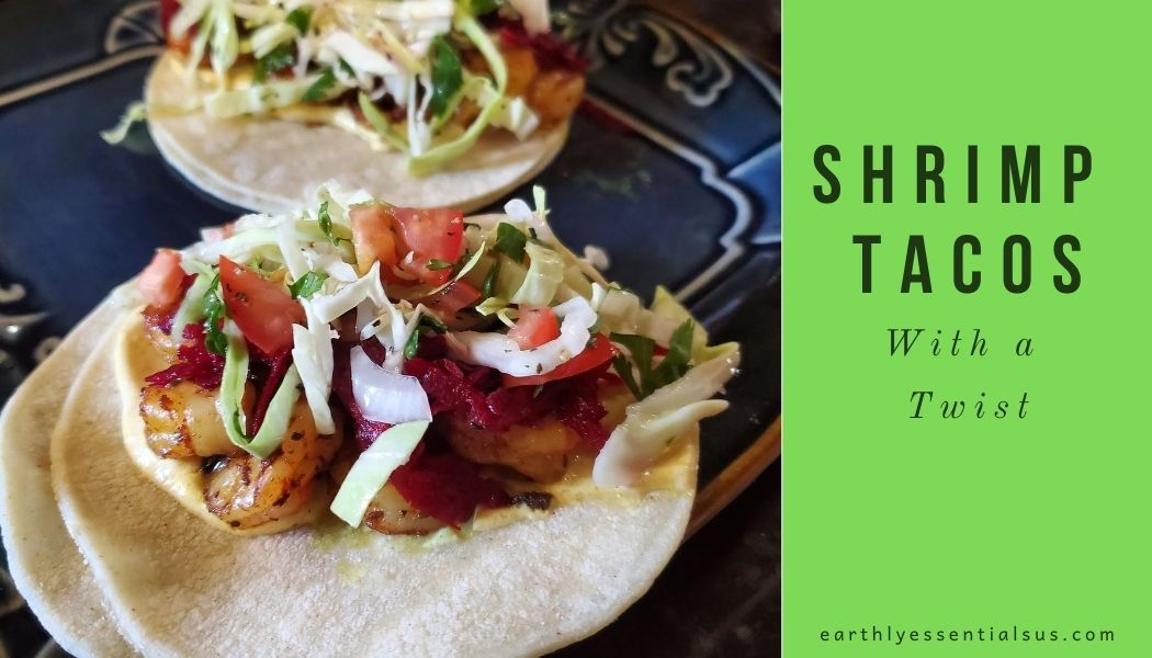 Shrimp Tacos with a Twist