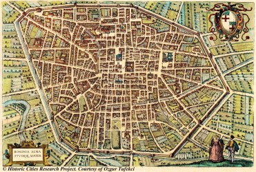 medieval maps bologna cities italy map historic revolution industrial enclosure florence dwarven ages middle guide century entertainment resolution amazing commons
