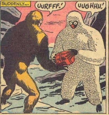 Funny  Weird Comic Strip Panels from the Past  Earthly