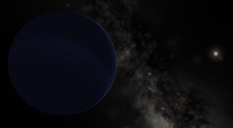 Kerberos Moon Of Plluto: Introducing Neptune, The Stormy Ice World