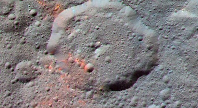 Organic Matter on Ceres